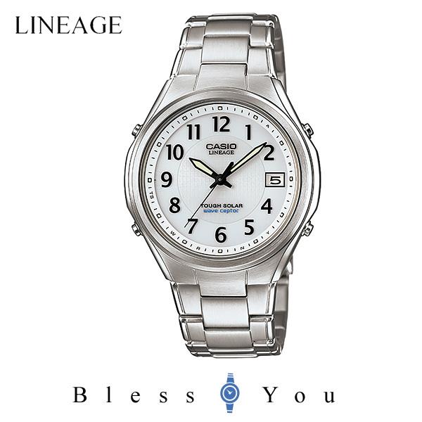 ソーラー 電波時計 カシオ リニエージ メンズ 腕時計 LIW-120DEJ-7A2JF 新品お取寄せ品 20,0