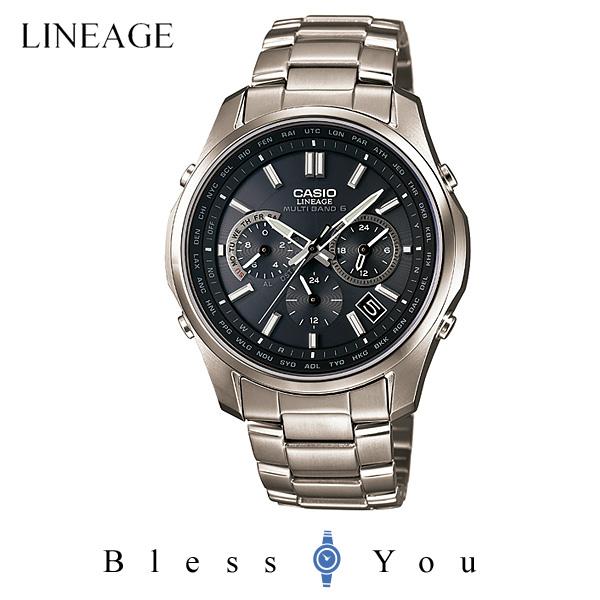 ソーラー 電波時計 カシオ リニエージ メンズ 腕時計 LIW-M610TDS-1AJF 新品お取寄せ品 40,0