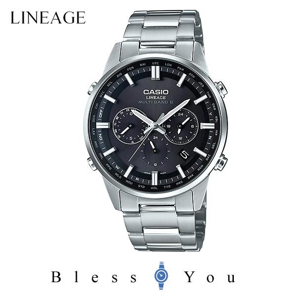 ソーラー 電波時計 カシオ リニエージ メンズ 腕時計 LIW-M700D-1AJF 新品お取寄せ品 34,0