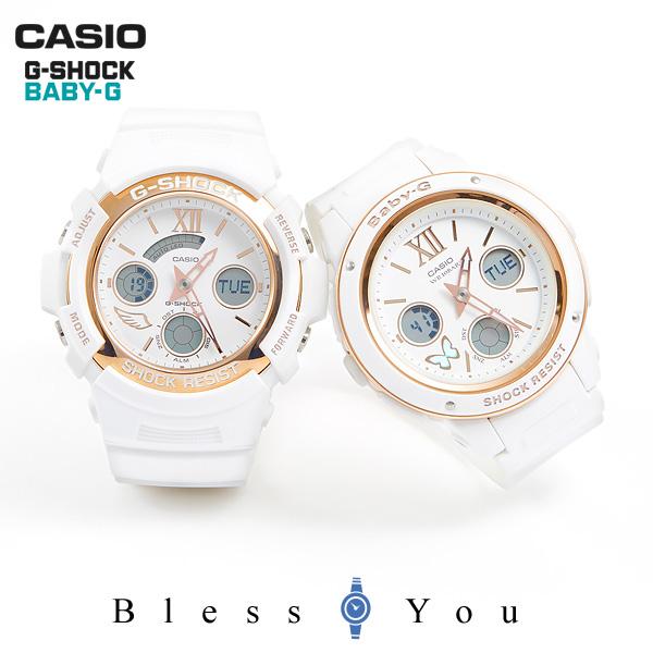 CASIO G-SHOCK カシオ 腕時計 ペアGショック 2018年11月新作 ラバーズコレクション2018 クリスマス限定 LOV-18A-7AJR 33,0