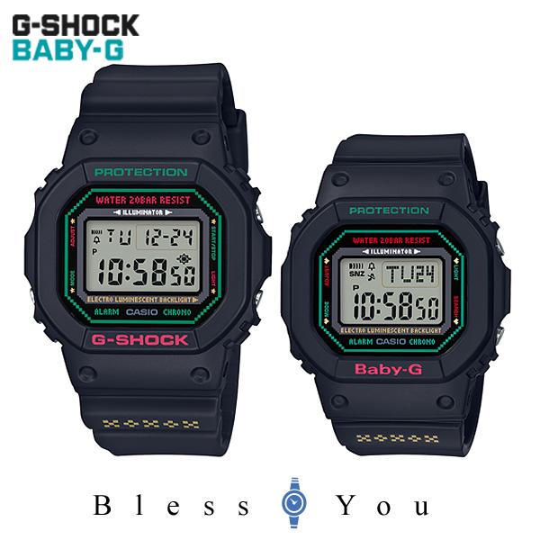 CASIO G-SHOCK カシオ ソーラー電波 腕時計 ペアウォッチ Gショック 2019年11月新作 ラバーズコレクション LOV-19B-1JR 23,5