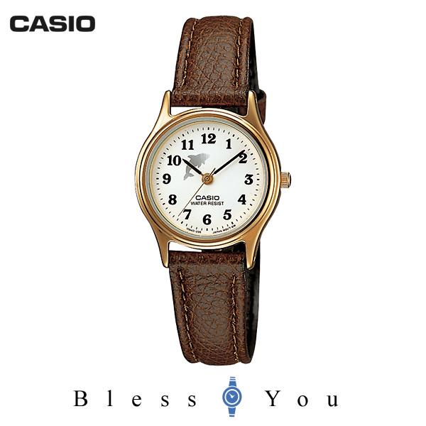 カシオ スタンダード CASIO 腕時計 LQ-398GL-7B4 レディースウォッチ 新品お取寄せ品