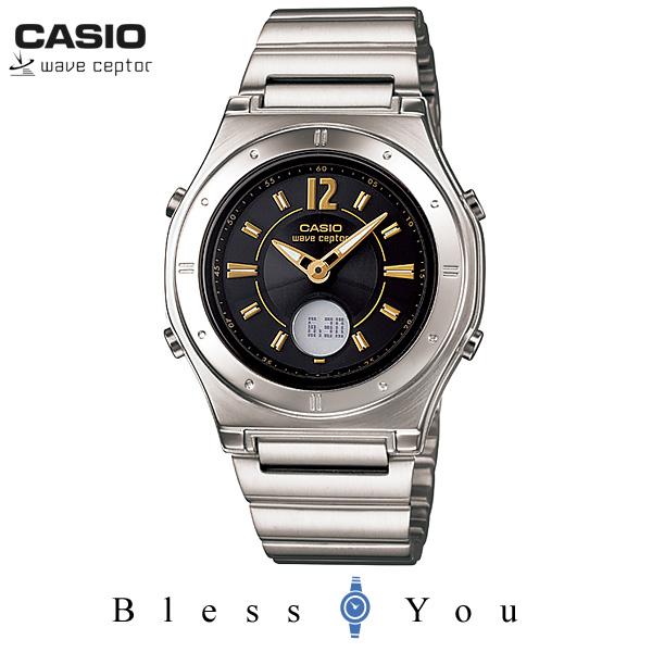 カシオ 腕時計 CASIO ウェーブセプター LWA-M141D-1AJF レディース 新品お取寄せ品