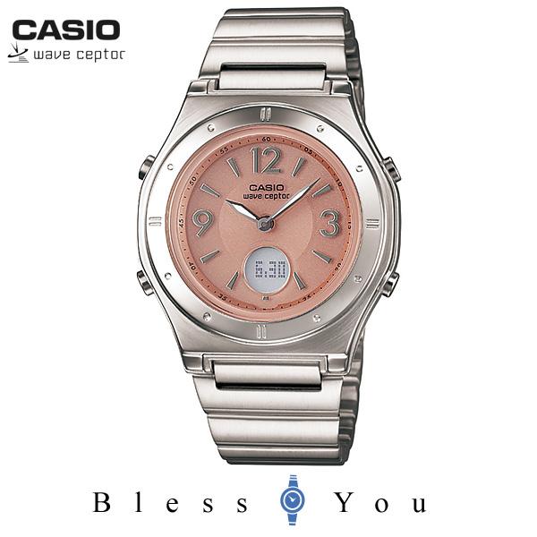 カシオ 腕時計 ウェーブセプター ソーラー電波時計 CASIO LWA-M141D-4AJF レディース 女性用