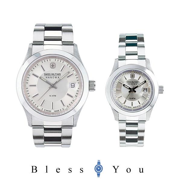 スイスミリタリー ペアウォッチML286+ML324 腕時計 ペア ウォッチ   38,0
