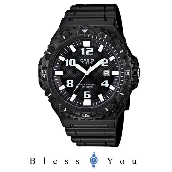 カシオ ソーラー 腕時計 メンズ スタンダード MRW-S300H-1BJF 5,5