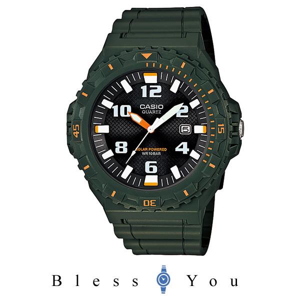 カシオ ソーラー 腕時計 メンズ スタンダード MRW-S300H-3BJF 5,5