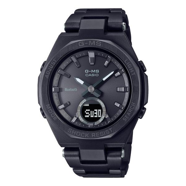 CASIO BABY-G カシオ ソーラー 腕時計 レディース ベビーG 2021年6月 MSG-B100DG-1AJF 38,5