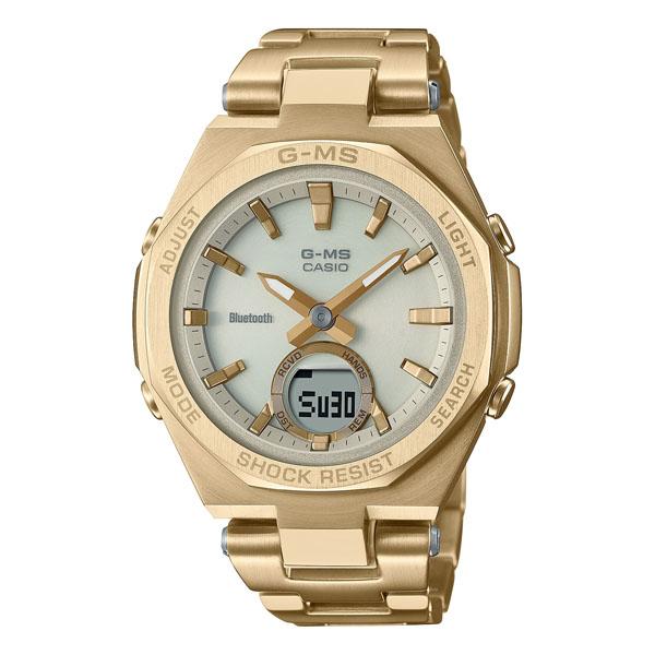 CASIO BABY-G カシオ ソーラー 腕時計 レディース ベビーG 2021年6月 MSG-B100DG-9AJF 38,5