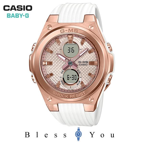 CASIO BABY-G カシオ 腕時計 レディース ベビーG 2019年5月新作 MSG-C100G-7AJF 22,0
