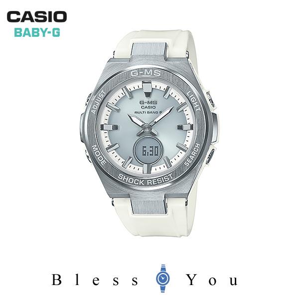 CASIO BABY-G カシオ ソーラー電波 腕時計 レディース ベビーG 2018年6月新作 MSG-W200-7AJF 28,0