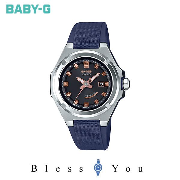 CASIO BABY-G カシオ ソーラー電波 腕時計 レディース ベビーG 2019年11月新作 G-MS MSG-W300-2AJF 30,0