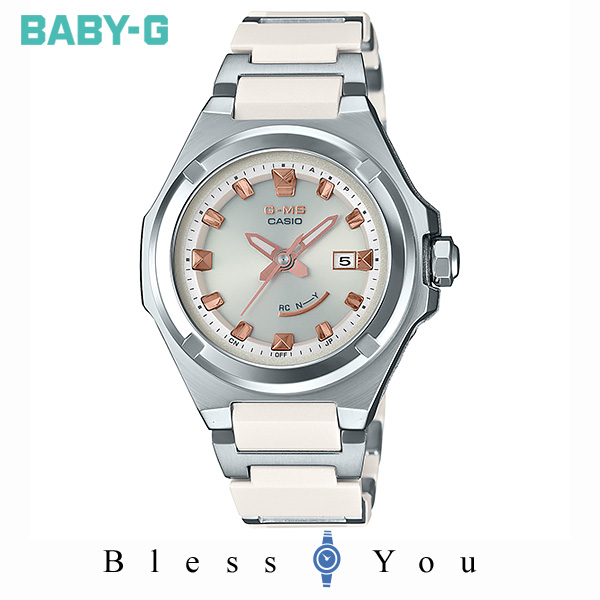 CASIO BABY-G カシオ ソーラー電波 腕時計 レディース ベビーG 2019年10月新作 G-MS MSG-W300C-7AJF 36,0