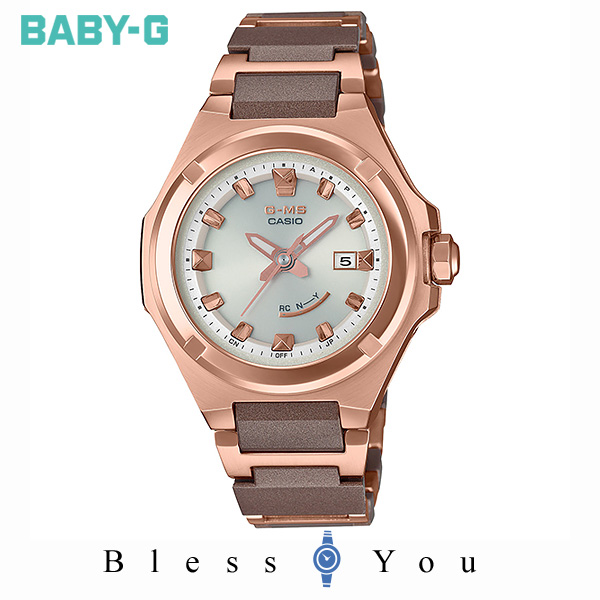CASIO BABY-G カシオ ソーラー電波 腕時計 レディース ベビーG 2019年10月新作 G-MS MSG-W300CG-5AJF 38,0