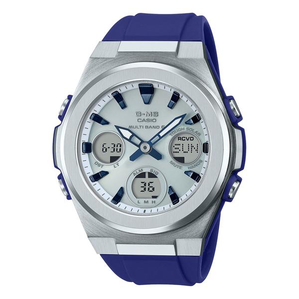 CASIO BABY-G カシオ ソーラー電波 腕時計 レディース ベビーG 2021年3月 MSG-W600-2AJF 30,0
