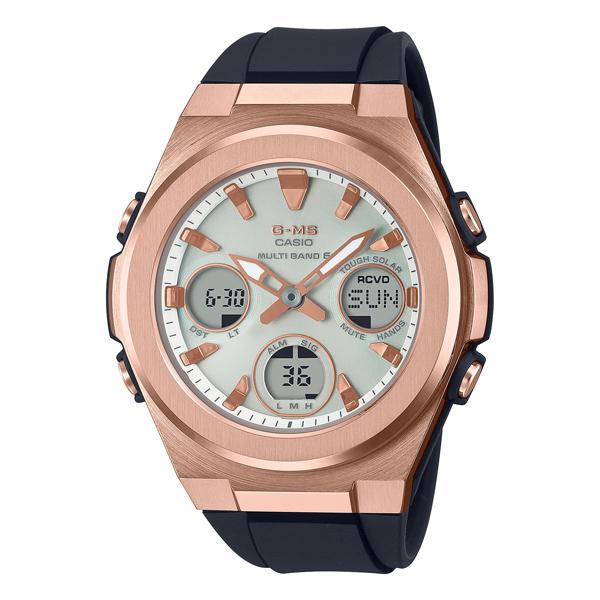 CASIO BABY-G カシオ ソーラー電波 腕時計 レディース ベビーG 2021年3月 MSG-W600G-1AJF 32,0