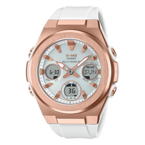 CASIO BABY-G カシオ ソーラー電波 腕時計 レディース ベビーG 2021年3月 MSG-W600G-7AJF 32,0