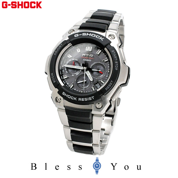 カシオ Gショック メンズ 腕時計 G-SHOCK  MT-G ソーラー 電波 時計 MTG-1200-1AJF 54,0