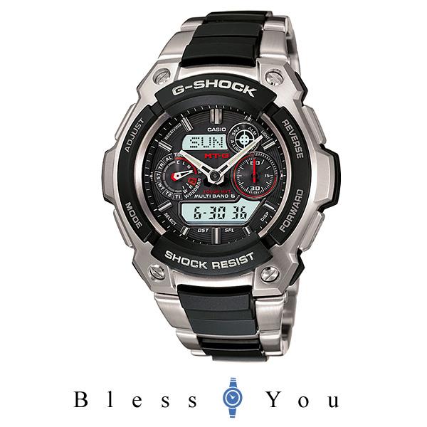 Gショック 時計 G-SHOCK MT-G 革新のハイブリッドタフネス ソーラー 電波 時計 【新品お取り寄せ】 MTG-1500-1AJF 56700