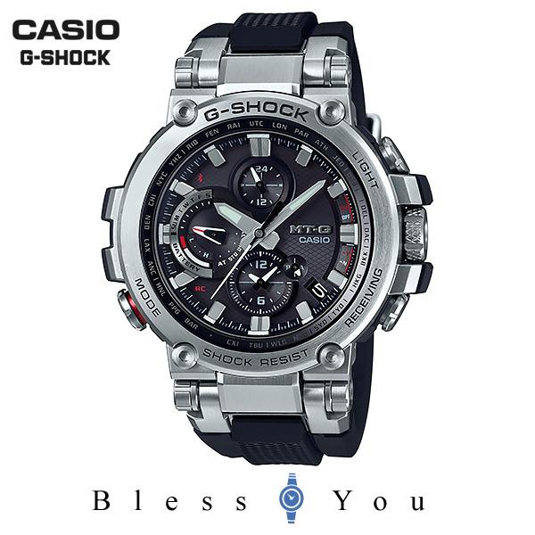 CASIO G-SHOCK カシオ ソーラー電波 腕時計 メンズ Gショック 2018年6月新作 MTG-B1000-1AJF 90,0