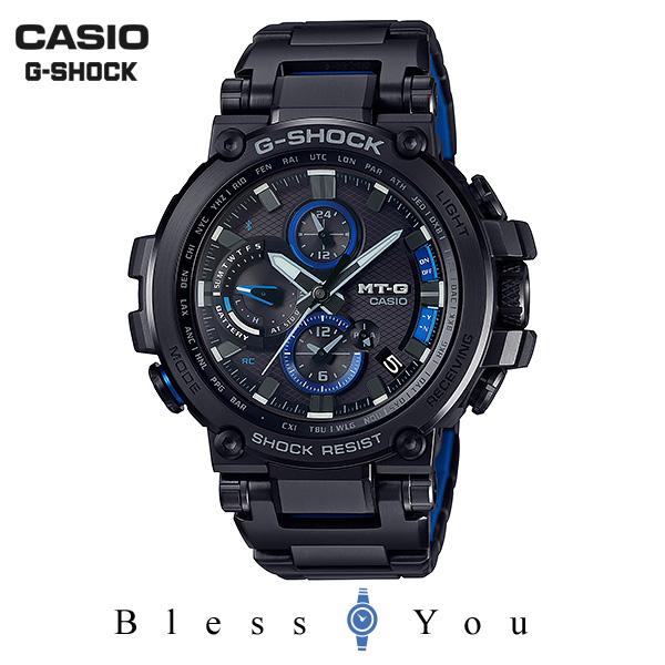 CASIO G-SHOCK カシオ 電波ソーラー メンズ Gショック 2018年10月新作 MTG-B1000BD-1AJF 115,0