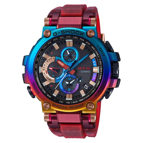 G-SHOCK Gショック ソーラー電波 腕時計 メンズ CASIO カシオ 2020年10月新作 MT-G MTG-B1000VL-4AJR 115,0