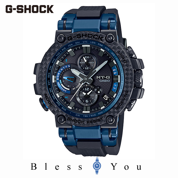 CASIO G-SHOCK カシオ ソーラー電波 腕時計 メンズ Gショック 2019年10月新作 MT-G MTG-B1000XB-1AJF 120,0