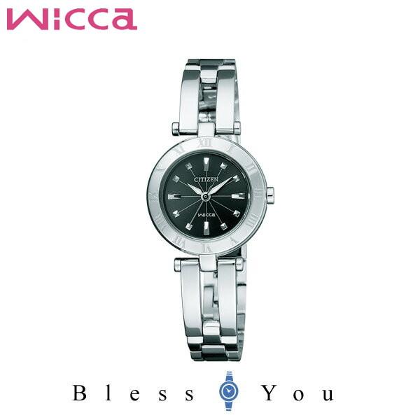 シチズン CITIZEN ウィッカ wicca ソーラーテック レディース 腕時計 NA15-1571C