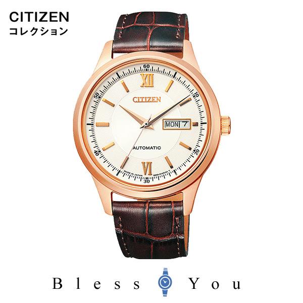 CITIZEN COLLECTION シチズンコレクション メンズ 腕時計 新品お取り寄せ NY4052-08A ペアモデル 30,0