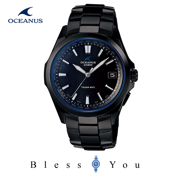 ソーラー 電波  [カシオ]CASIO 腕時計 OCEANUS オシアナス OCW-S100B-1AJF メンズウォッチ 新品お取寄せ品
