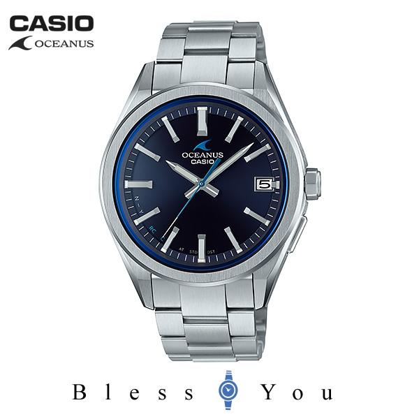 CASIO OCEANUS カシオ ソーラー電波 腕時計 メンズ オシアナス 2019年4月新作 OCW-T200S-1AJF 60,0