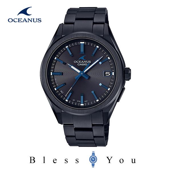 CASIO OCEANUS カシオ ソーラー電波 腕時計 メンズ オシアナス 2020年2月新作 OCW-T200SB-1AJF 70,0
