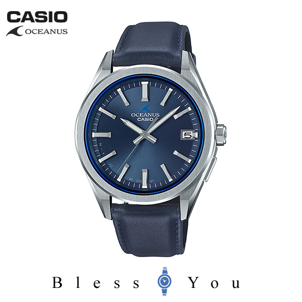 CASIO OCEANUS カシオ ソーラー電波 腕時計 メンズ オシアナス 2019年4月新作 替えバンド付  OCW-T200SLE-2AJR 60,0
