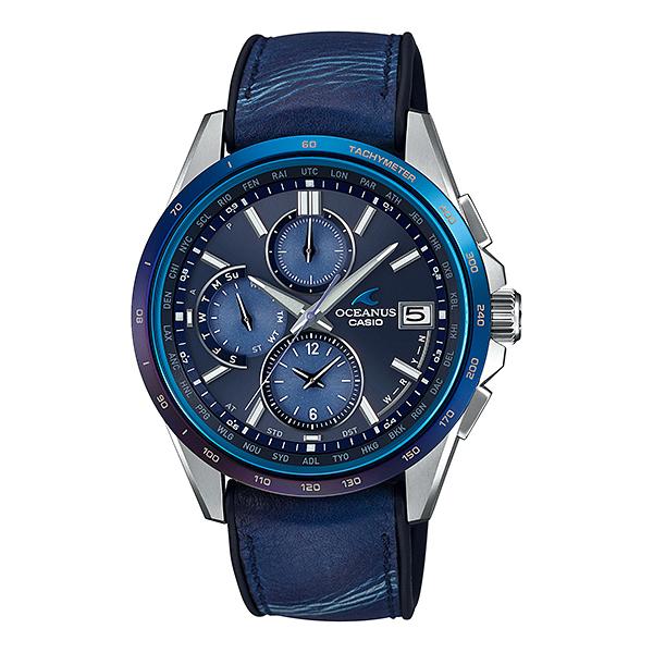 CASIO OCEANUS カシオ ソーラー電波 腕時計 メンズ オシアナス 2020年11月新作 OCW-T2600ALA-2AJR 120,0