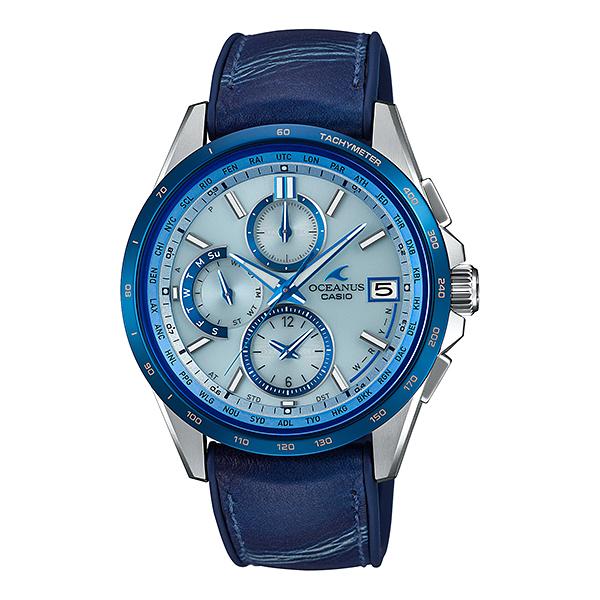 CASIO OCEANUS カシオ ソーラー電波 腕時計 メンズ オシアナス 2020年11月新作 OCW-T2600ALB-2AJR 120,0