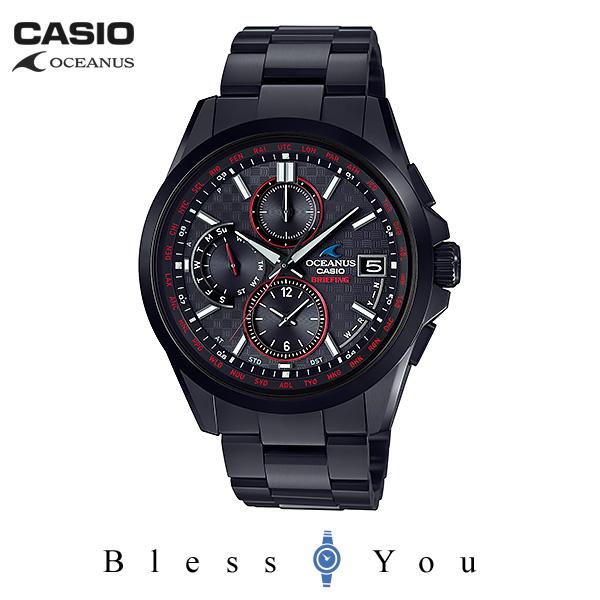 CASIO OCEANUS カシオ 腕時計 メンズ オシアナス 2018年7月新作 OCW-T2610BR-1AJR 148,0