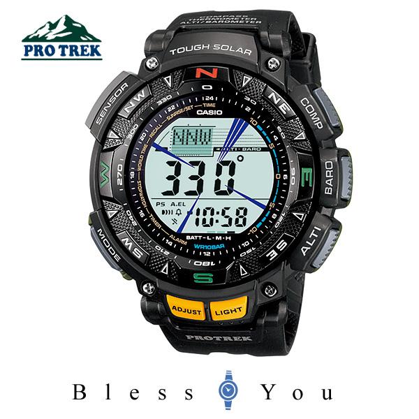 ソーラー [カシオ]CASIO 腕時計 PROTREK PRG-240-1JF メンズウォッチ 新品お取寄せ品