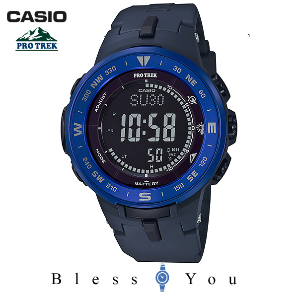 CASIO PRO TREK カシオ ソーラー 腕時計 メンズ プロトレック 2018年6月新作 PRG-330-2JF 26,0