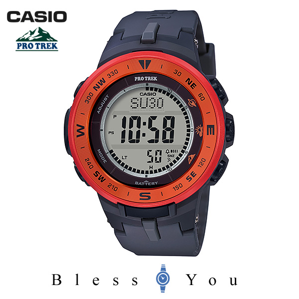 CASIO PRO TREK カシオ ソーラー 腕時計 メンズ プロトレック 2019年3月新作 PRG-330-4AJF 26,0