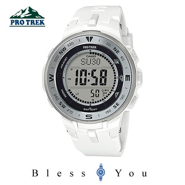 CASIO PROTREK カシオ ソーラー 腕時計 メンズ プロトレック  2018年3月新作 PRG-330-7JF 26,0