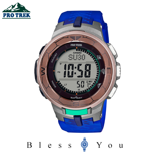 CASIO PRO TREK カシオ ソーラー 腕時計 メンズ プロトレック 2020年4月新作 PRG-330CC-5JR 28,0