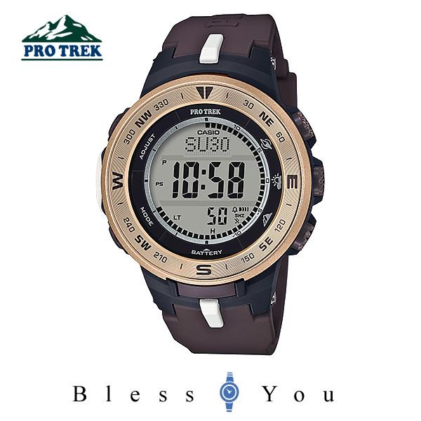 CASIO PROTREK カシオ ソーラー 腕時計 メンズ プロトレック  2018年3月新作 PRG-330GE-5JR 28,0
