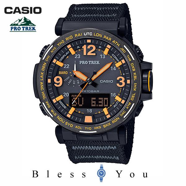 CASIO PROTREK カシオ ソーラー 腕時計 メンズ プロトレック CAVE SAFARI SERIES 2020年3月新作 PRG-600YB-1JF 48,0