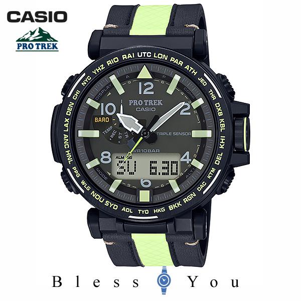 CASIO PROTREK カシオ ソーラー 腕時計 メンズ プロトレック CAVE SAFARI SERIES 2020年3月新作 PRG-650YL-3JF 48,0