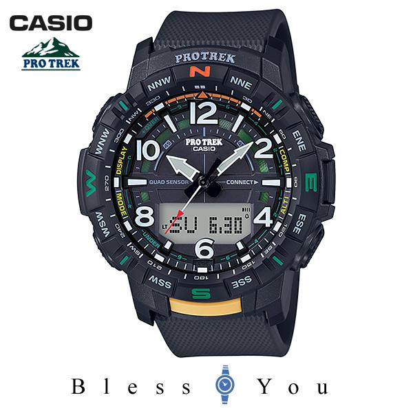 CASIO PRO TREK カシオ 腕時計 メンズ プロトレック クライマーライン 2019年9月新作 PRT-B50-1JF 30,0
