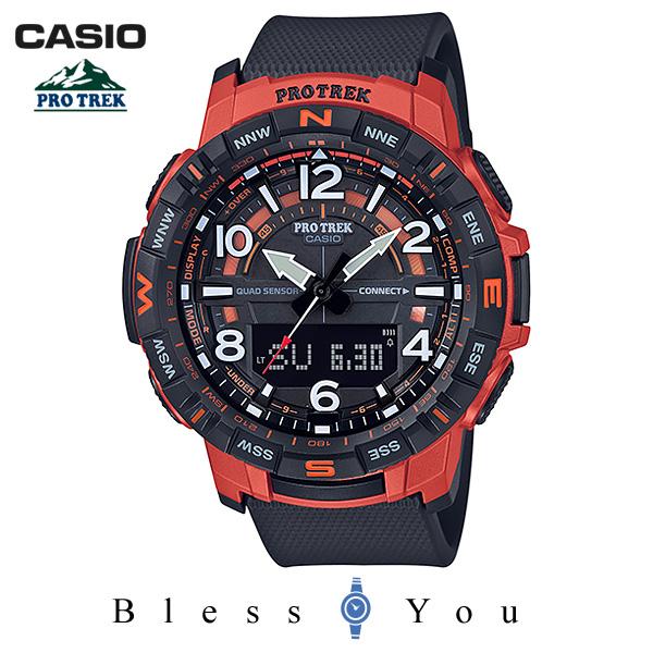 CASIO PRO TREK カシオ 腕時計 メンズ プロトレック クライマーライン 2019年9月新作 PRT-B50-4JF 30,0