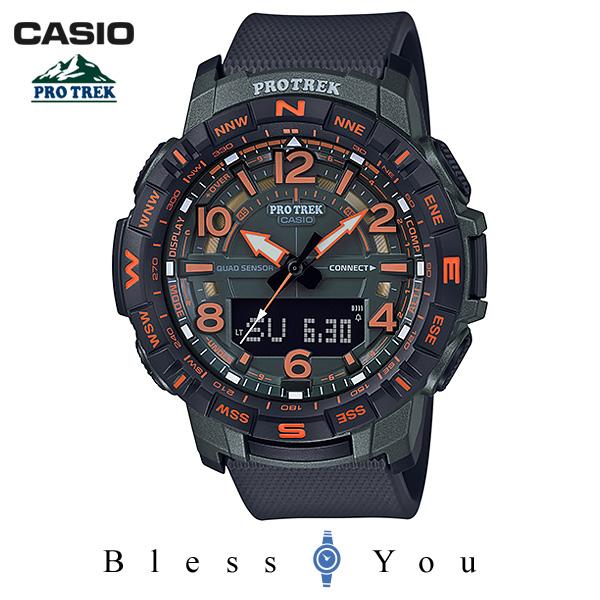 CASIO PRO TREK カシオ 腕時計 メンズ プロトレック クライマーライン 2019年9月新作 PRT-B50FE-3JR 35,0