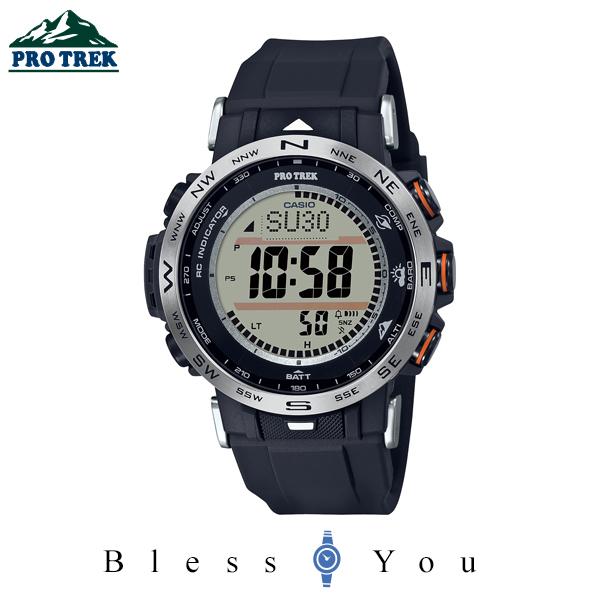 CASIO PRO TREK カシオ 電波ソーラー 腕時計 メンズ プロトレック 2020年8月新作 PRW-30-1AJF 40,0