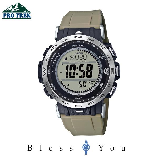 CASIO PRO TREK カシオ 電波ソーラー 腕時計 メンズ プロトレック 2020年8月新作 PRW-30-5JF 40,0