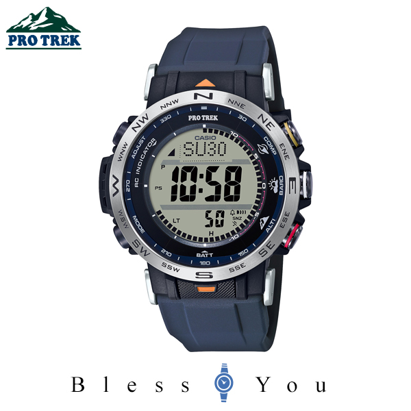 CASIO PRO TREK カシオ 電波ソーラー 腕時計 メンズ プロトレック 2020年8月新作 PRW-30AE-2JR 45,0